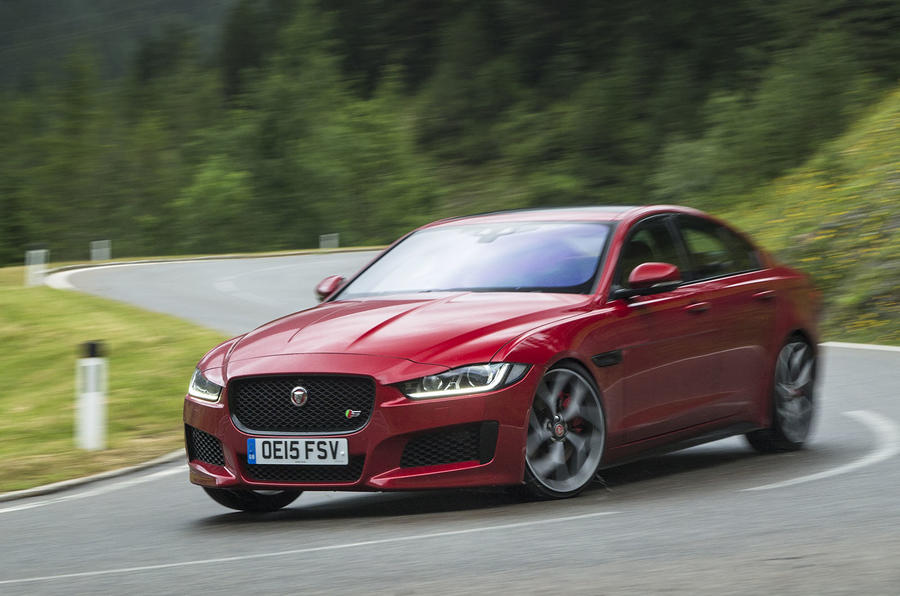 2015 Jaguar XE S UK review review | Autocar