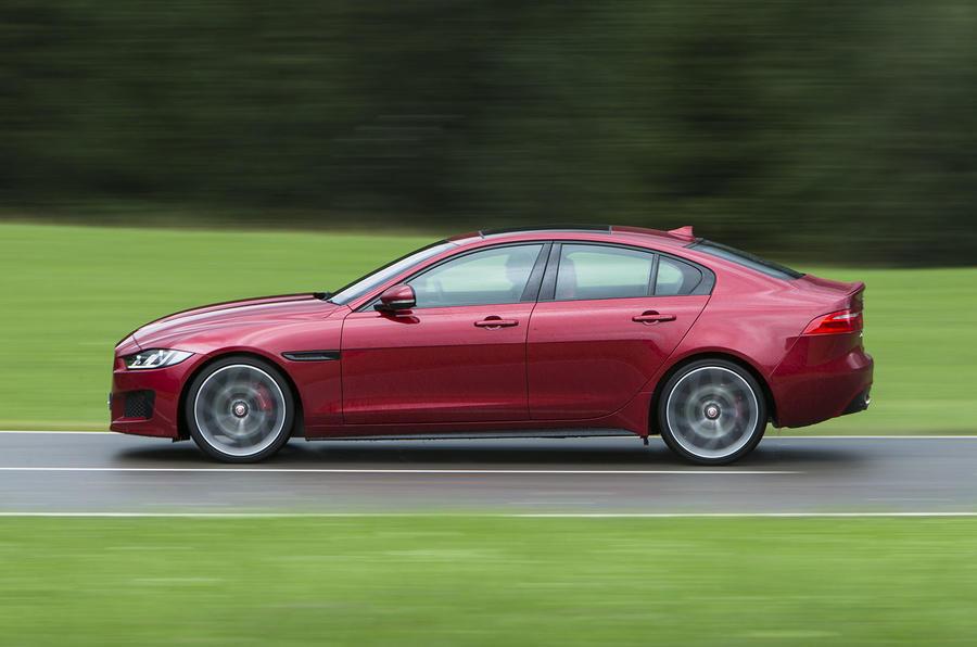 £44,865 Jaguar XE S