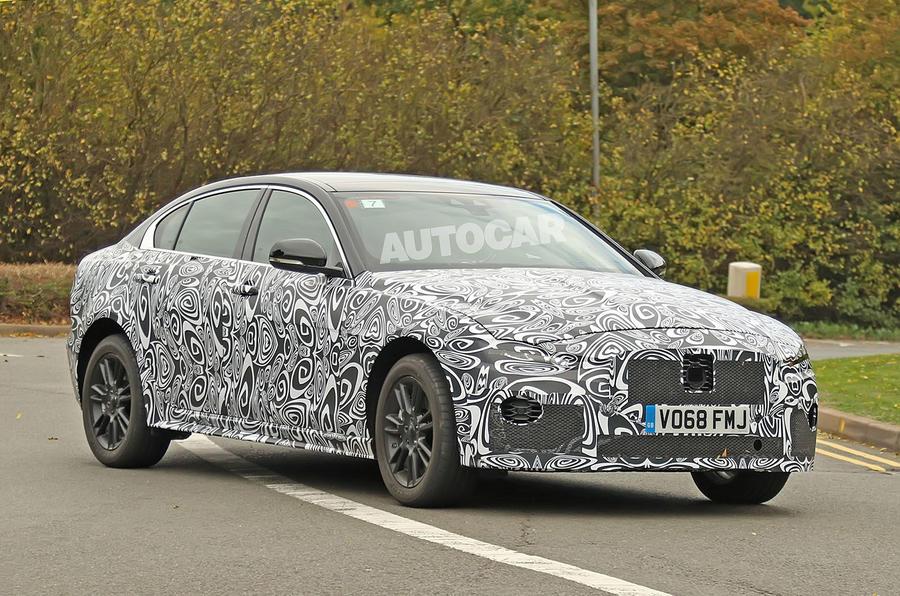 updated jaguar xe confirmed for 2019 | autocar