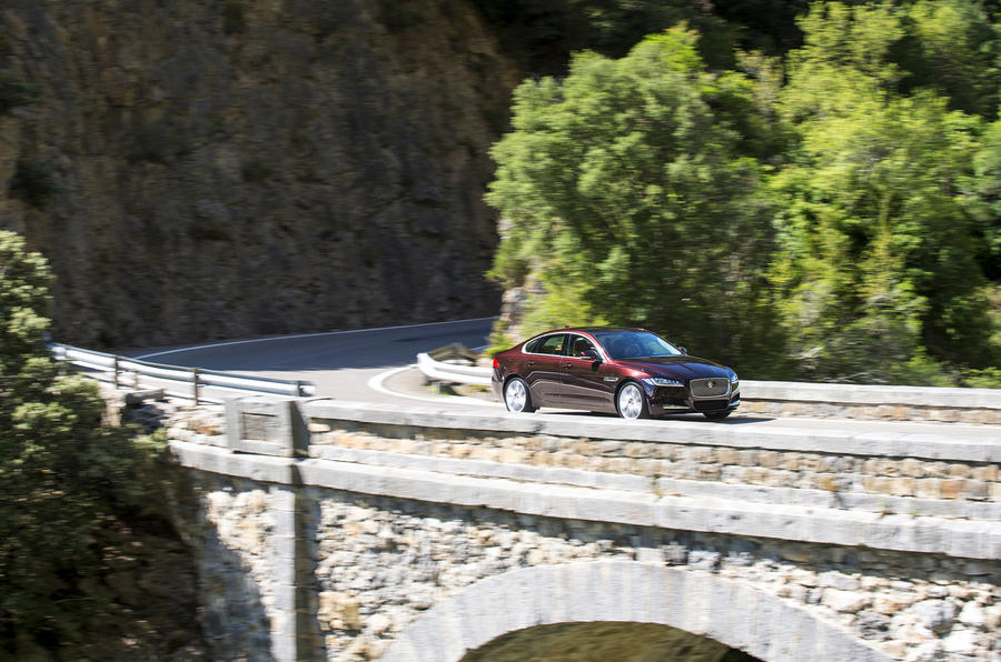 £49,945 Jaguar XF S