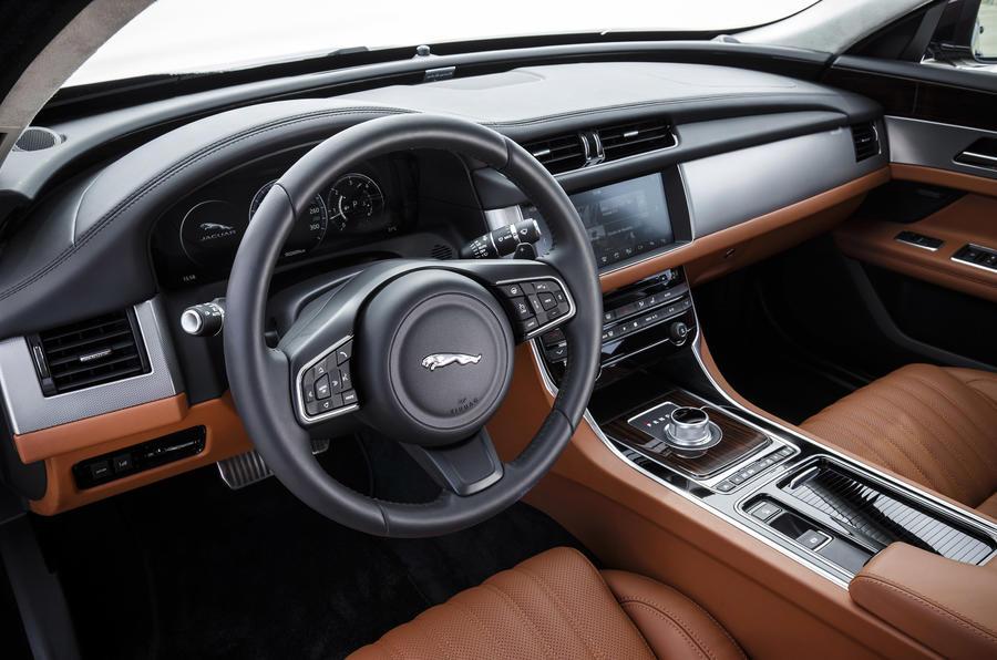2015 jaguar xf 3 0 tdv6 s review review autocar. Black Bedroom Furniture Sets. Home Design Ideas