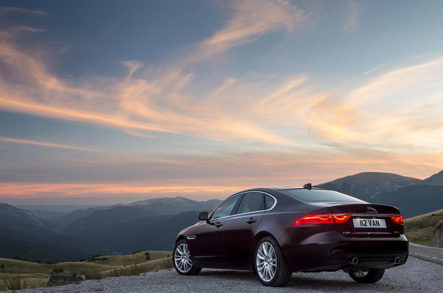Jaguar XF S TDV6