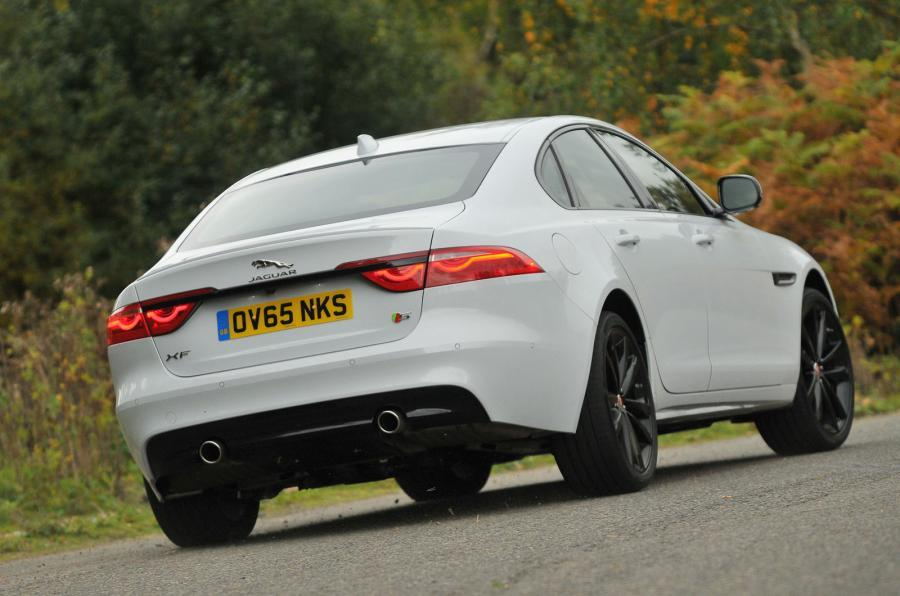2015 Jaguar Xf S 3 0 V6 380ps Review Review Autocar