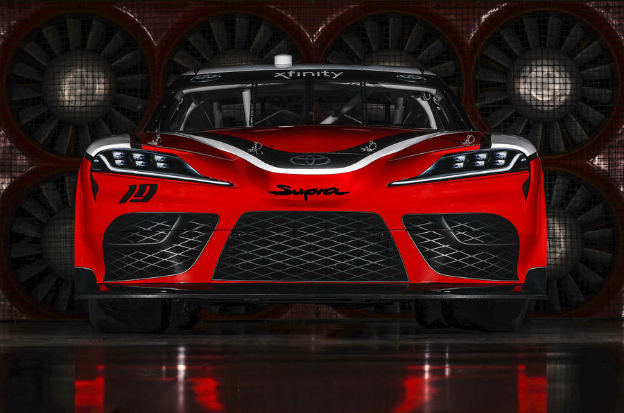 Toyota Supra NASCAR denounced forward of Xfinity Series 2019 foe debut