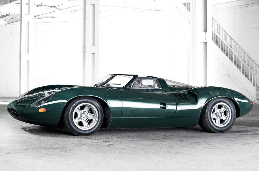 Jaguar XJ13 to get 25 car production run