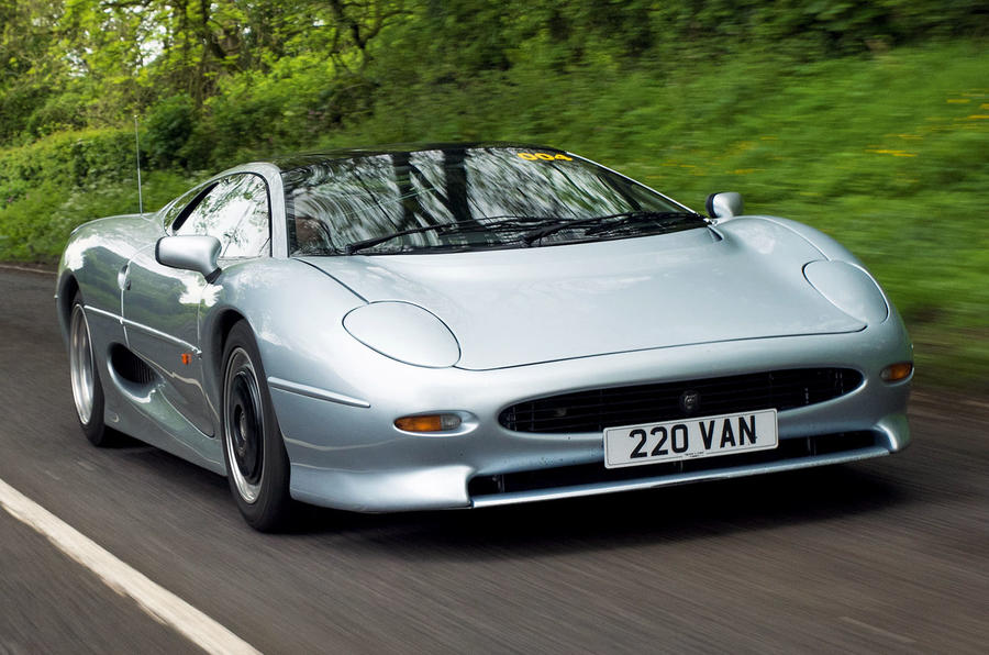 Law Has Become The Countryu0027s U2013 Nay, The Worldu0027s U2013 Foremost XJ220 Guru, Ever  Since Jaguar Effectively Disowned The Project In The Mid  1990s.