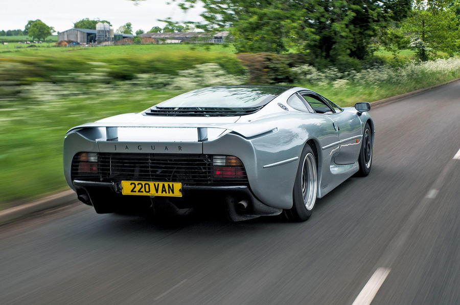 Legal Battles Followed, Cars Languished Unsold, And The XJ220 Became The  Supercar Jaguar Would Rather Have Forgotten.