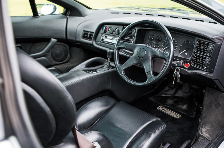 Part Of Me Is Disappointed By The British Leyland Switchgear And £440,000  The Original Price Of The XJ220, Which Equates To Over £835,000 When  Adjusted For ...