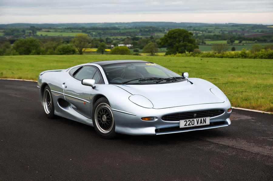 Image result for jaguar xj220