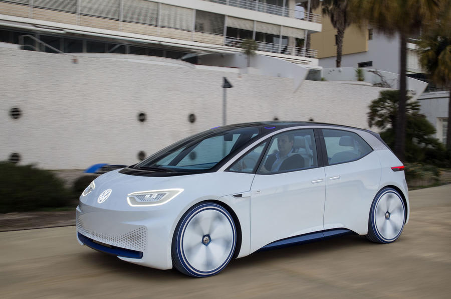 Volkswagen CEO: We will launch one new electric vehicle per month from 2022