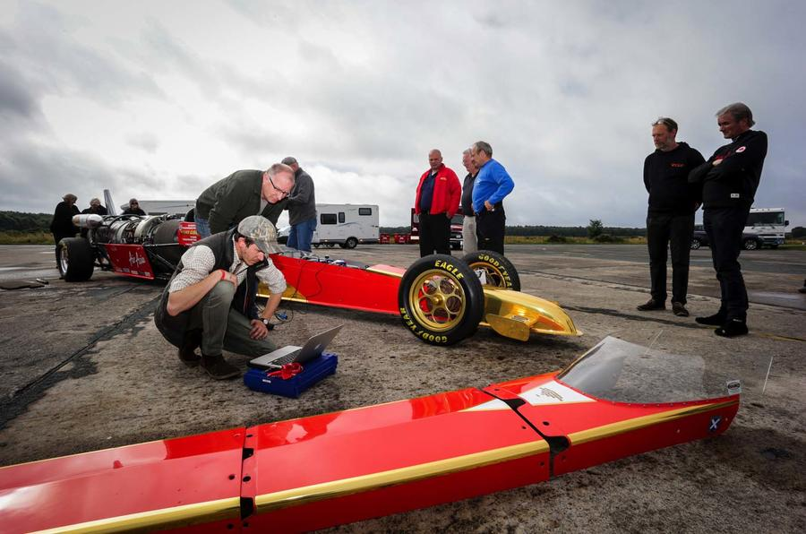 How To Almost Break The Uk Land Speed Record Autocar