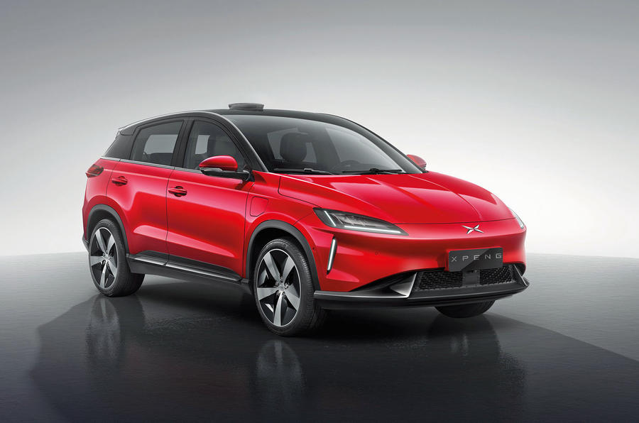 Xpeng launches in Europe with G3 electric crossover | Autocar