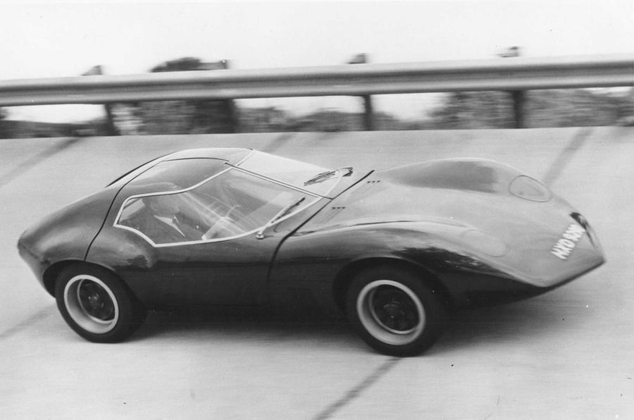 Vauxhall XRV