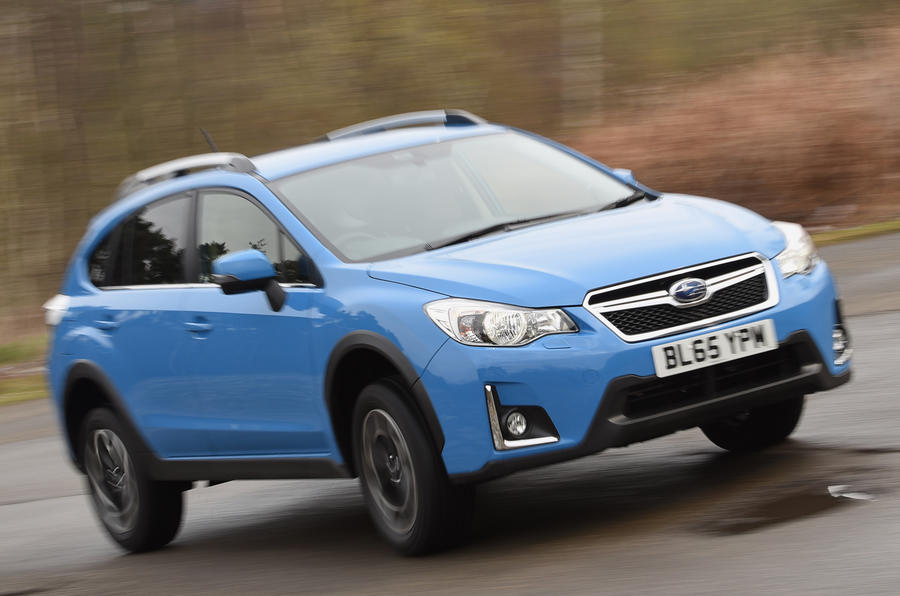 2016 Subaru XV 2 0D SE review