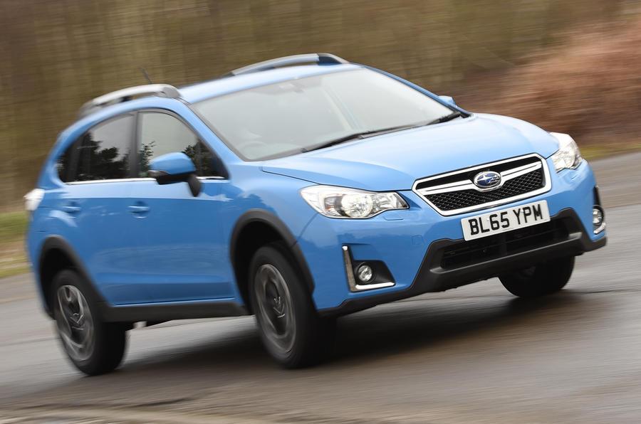 £23,995 Subaru XV
