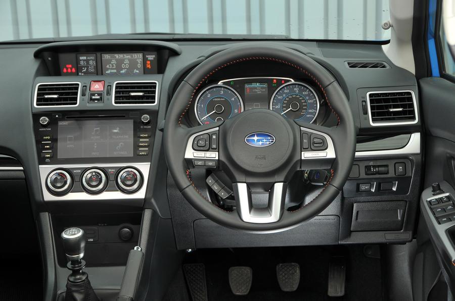 Subaru Crosstrek Review >> 2016 Subaru XV 2.0D SE review | Autocar