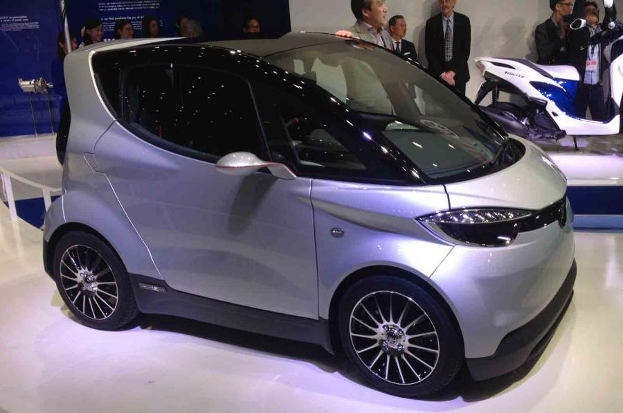 2013 Yamaha Motiv concept