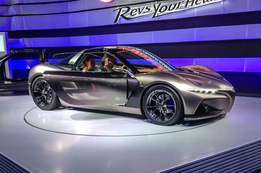 Yamaha Sports Car Revealed At Tokyo Motor Show Autocar - New sports cars 2015