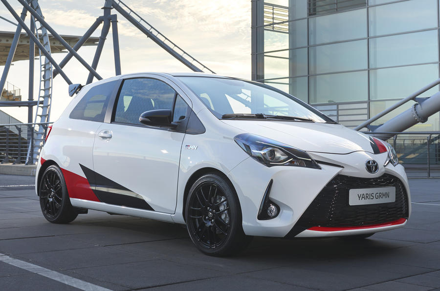 supercharged toyota yaris grmn full specs confirmed autocar. Black Bedroom Furniture Sets. Home Design Ideas