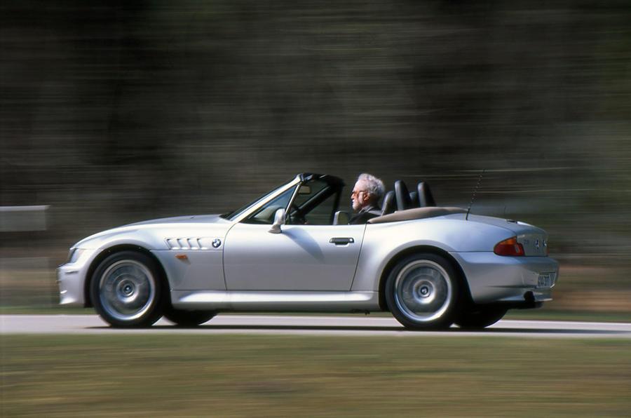 Second-hand BMW Z3