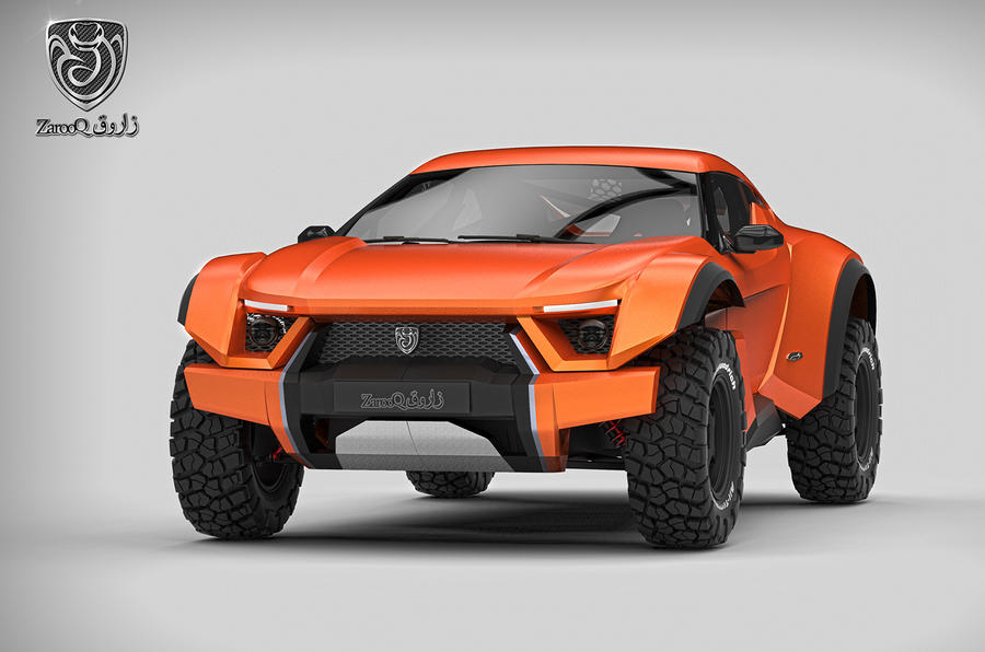 Zarooq Sand Racer Revealed Autocar