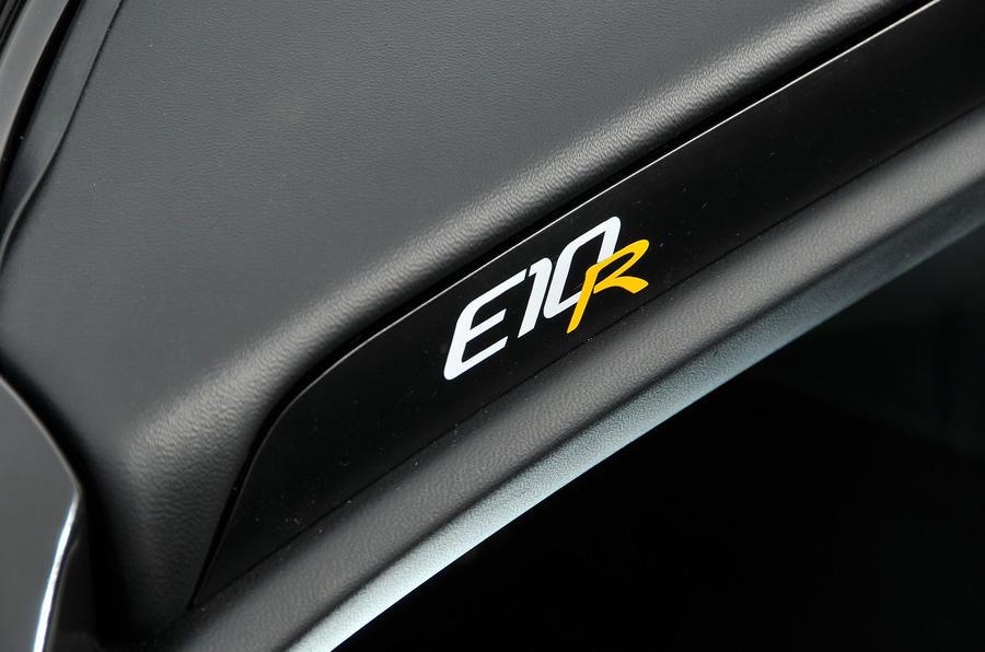 Zenos E10 R interior decals
