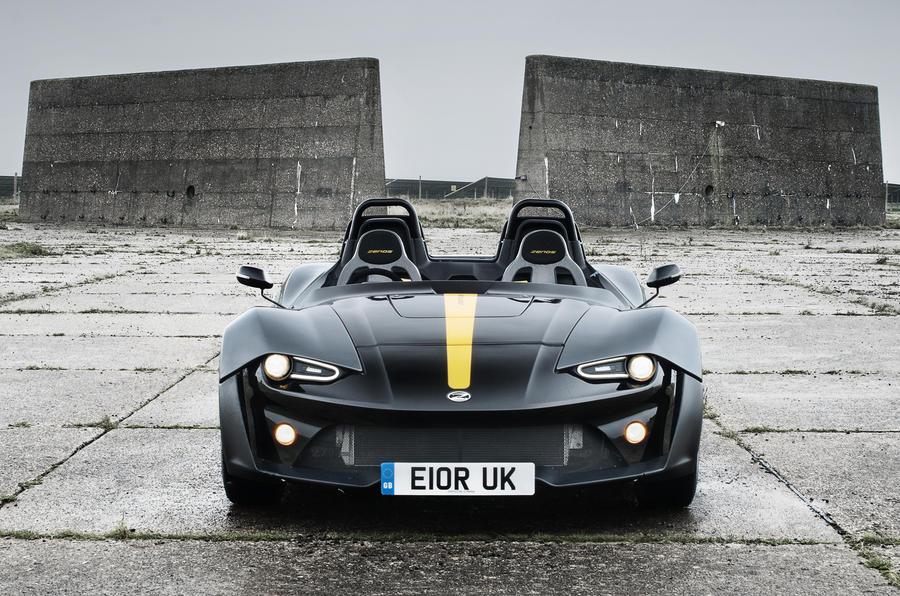 Zenos E10 R Autosport International