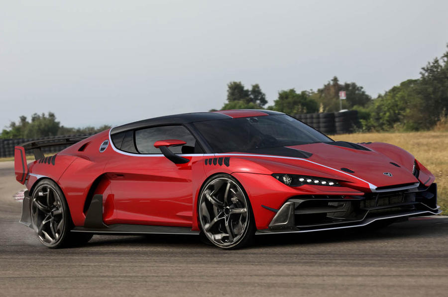 Italdesign Zerouno sold out ahead of Pebble Beach public debut