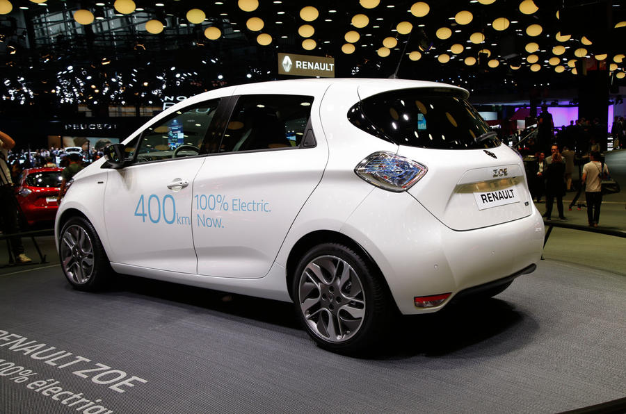 Renault Zoe Uk Prices And Specs Revealed Autocar