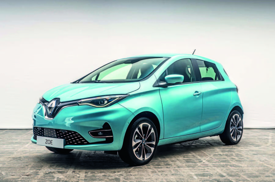 New Renault Zoe: UK prices and specs announced | Autocar