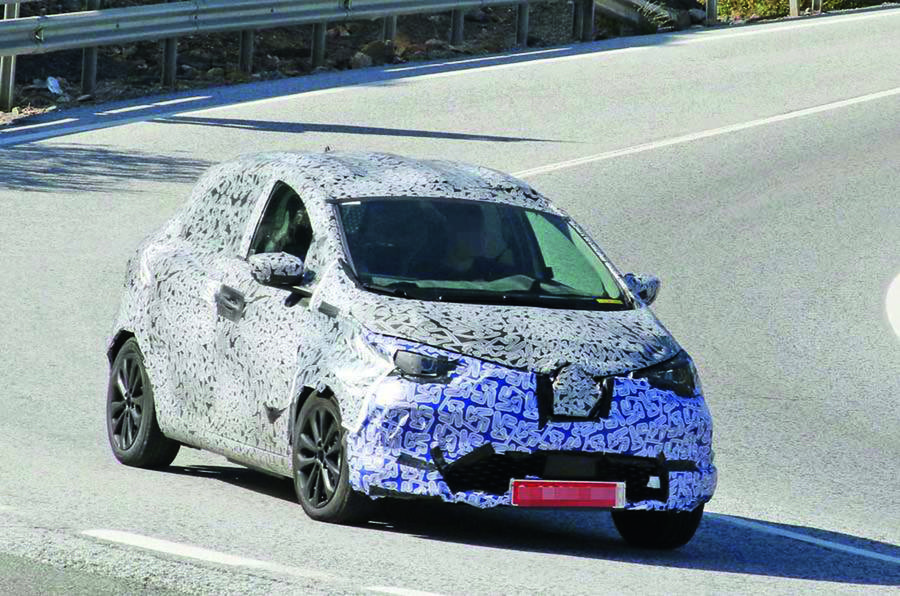 New Renault Zoe to pioneer innovative car sharing technology