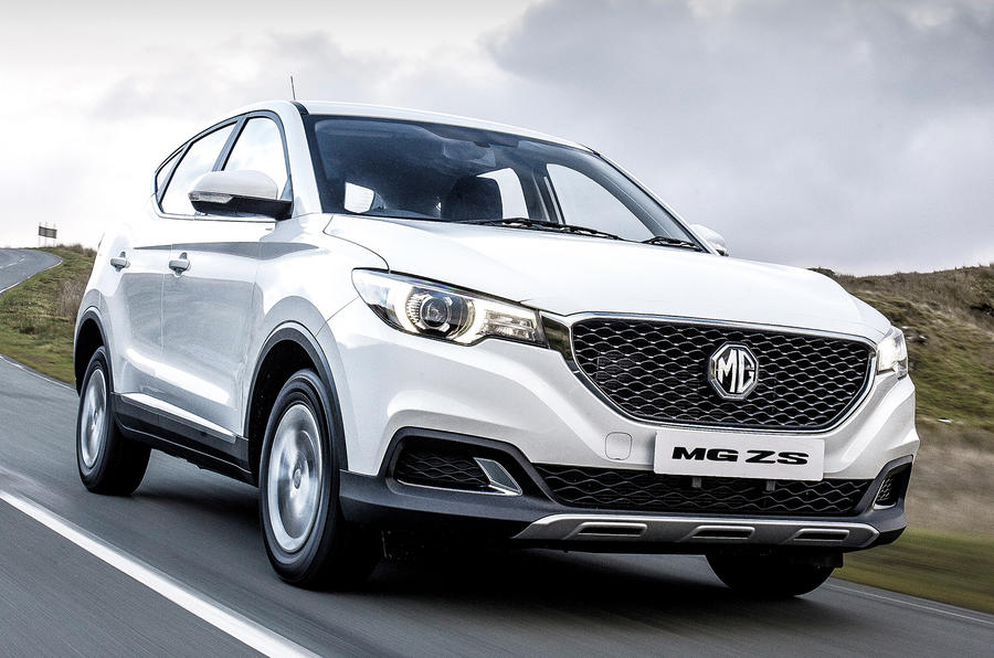 MG to offer seven-year warranty on new ZS
