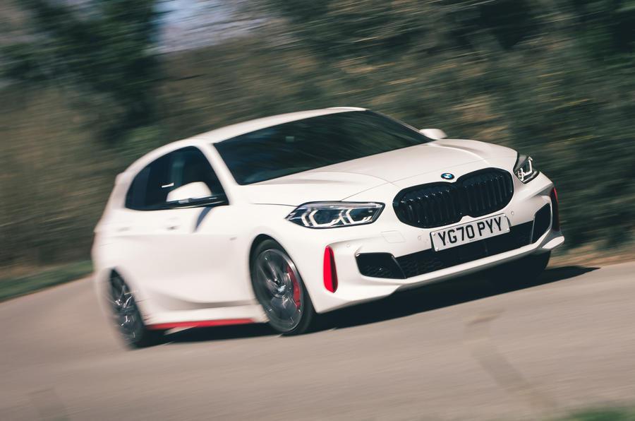 1 BMW 128ti 2021 LT héros avant