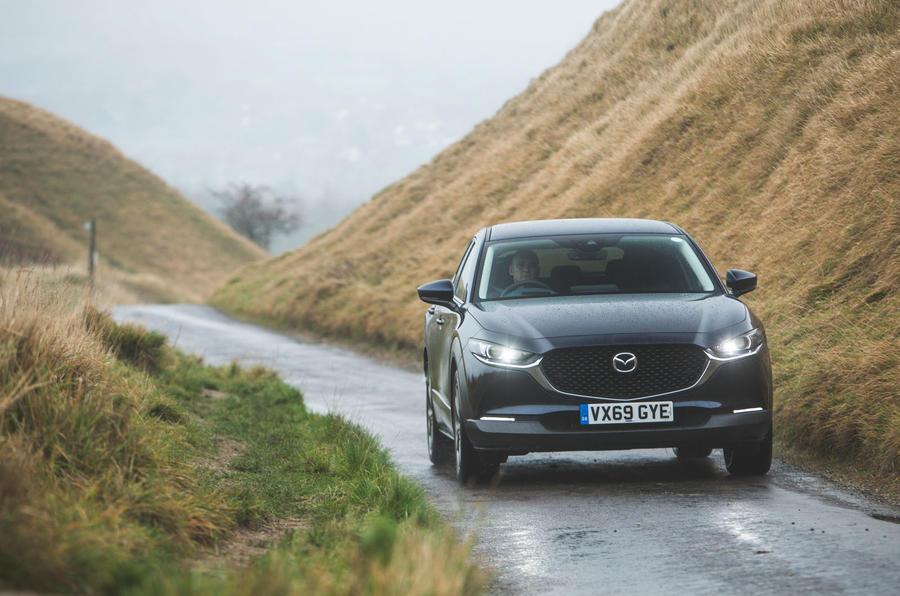 1 Mazda MX 30 2021 : le héros de la révision à long terme