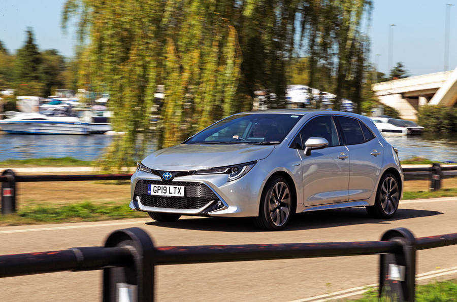 Toyota Corolla 2019 long-term review - hero front