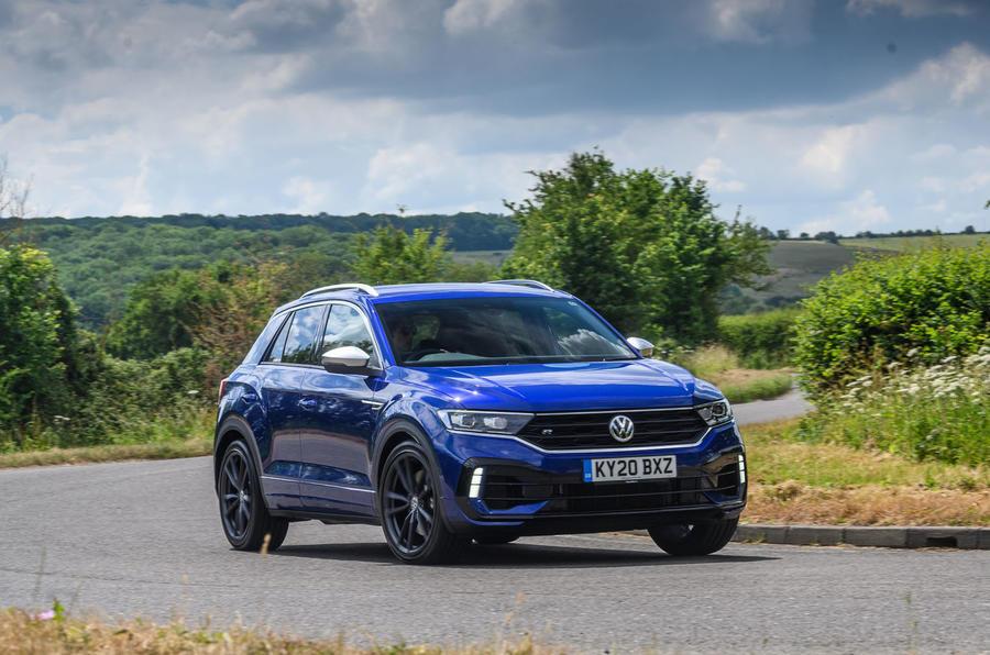 Volkswagen T-Roc R 2020 : bilan à long terme - le front des héros