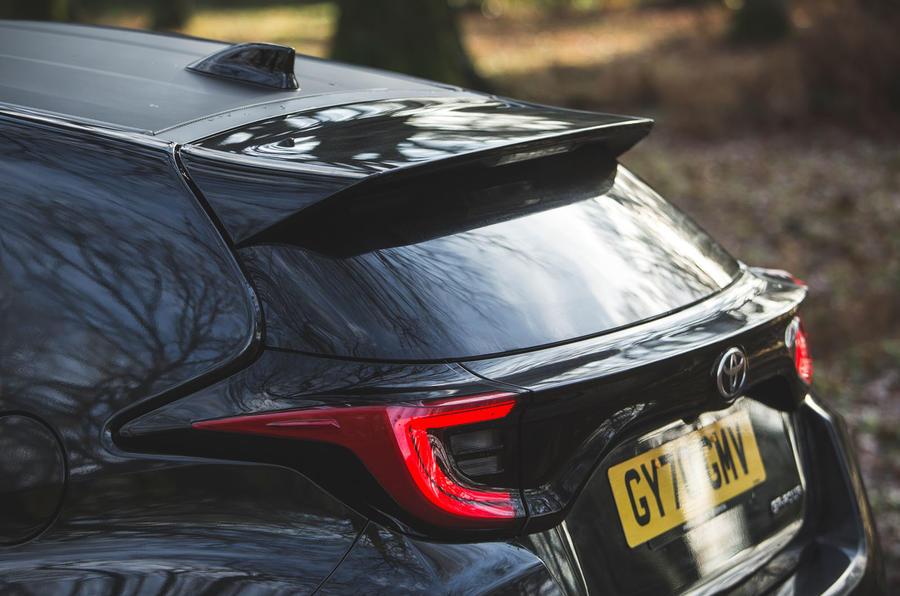 10 Toyota GR Yaris 2021 : un aileron de révision à long terme