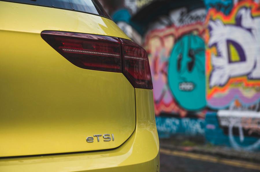 10 Volkswagen Golf 2021 : révision à long terme des feux arrière