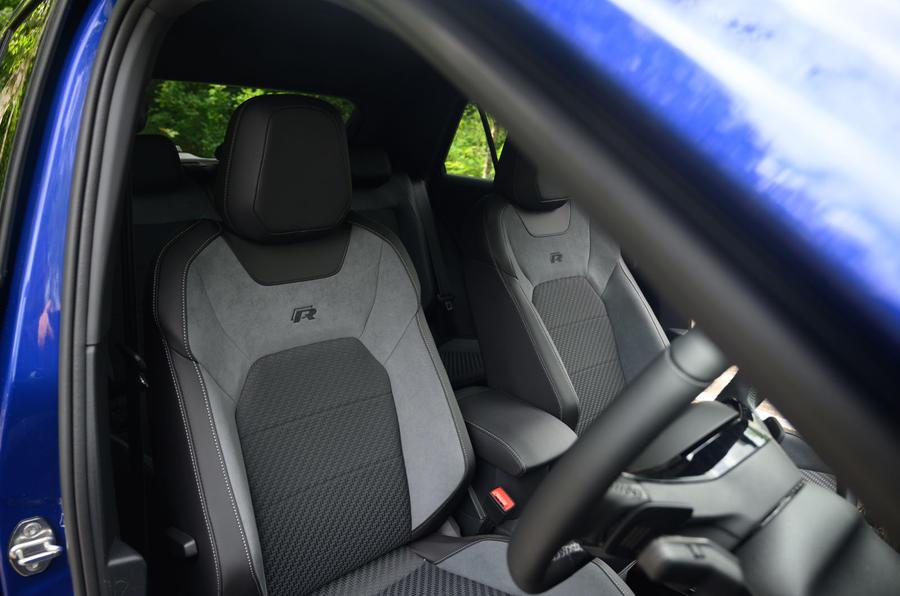 Volkswagen T-Roc R 2020 : révision à long terme - cabine