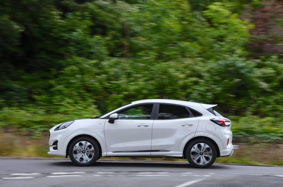 Ford Puma 2020 : un examen à long terme - le côté suivi