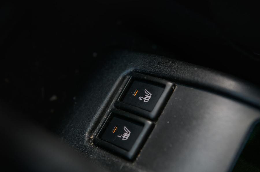 Suzuki Jimny 2019 long-term review - heated seats