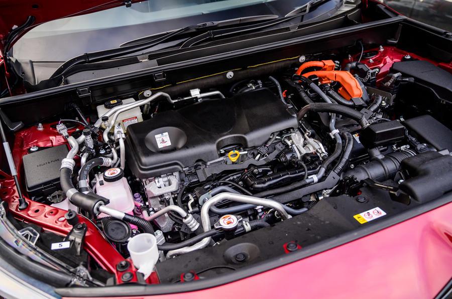12 Moteur de la Suzuki Across 2021 revue à long terme