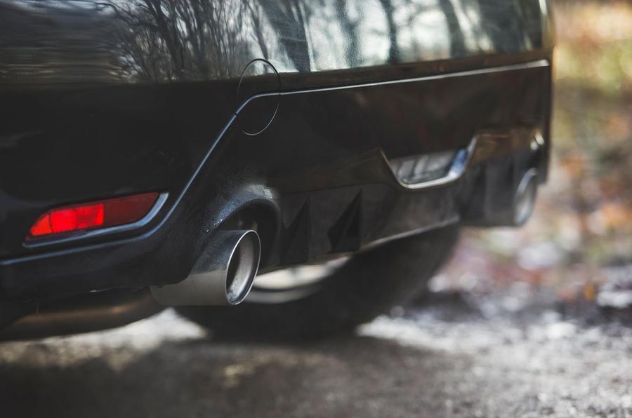12 Toyota GR Yaris 2021 : révision à long terme des systèmes d'échappement