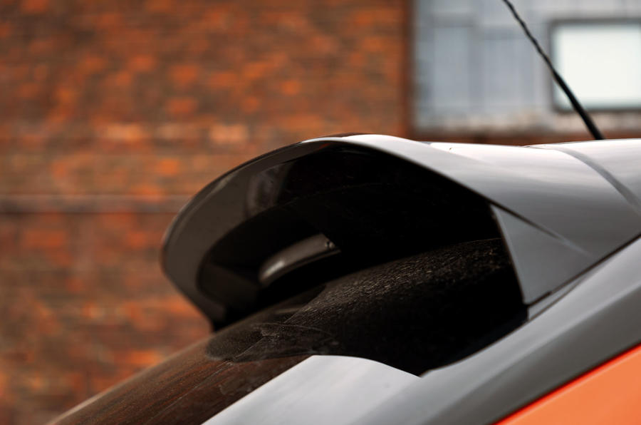 Vauxhall Corsa 2020 long-term review - spoiler