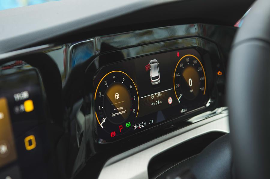 12 instruments de révision à long terme de la Volkswagen Golf 2021