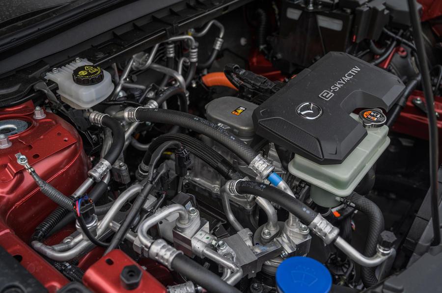 13 Moteur Mazda MX 30 2021 LT