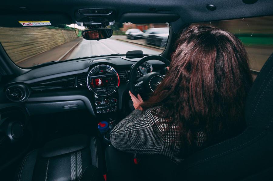 Mini 5-door Cooper S 2019 long-term review - driving