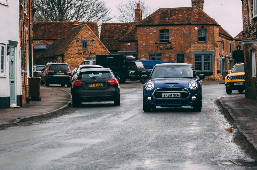 Mini 5-door Cooper S 2019 long-term review - on the road