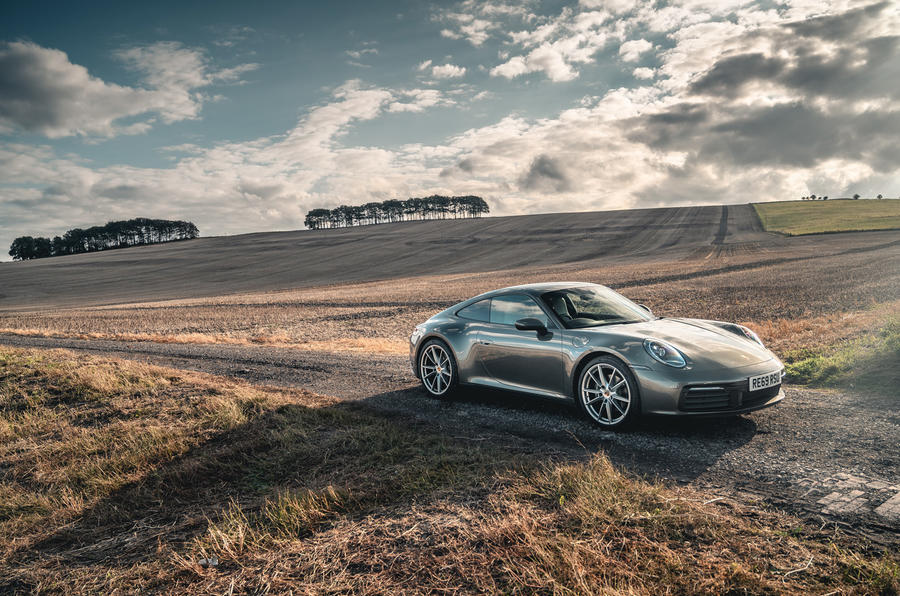 Porsche 911 Carrera 2020 long-term review - field