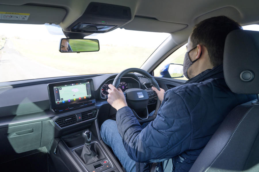 Test & Avis de la STI 2021 de Seat Leon - Lawrence Allan au volant